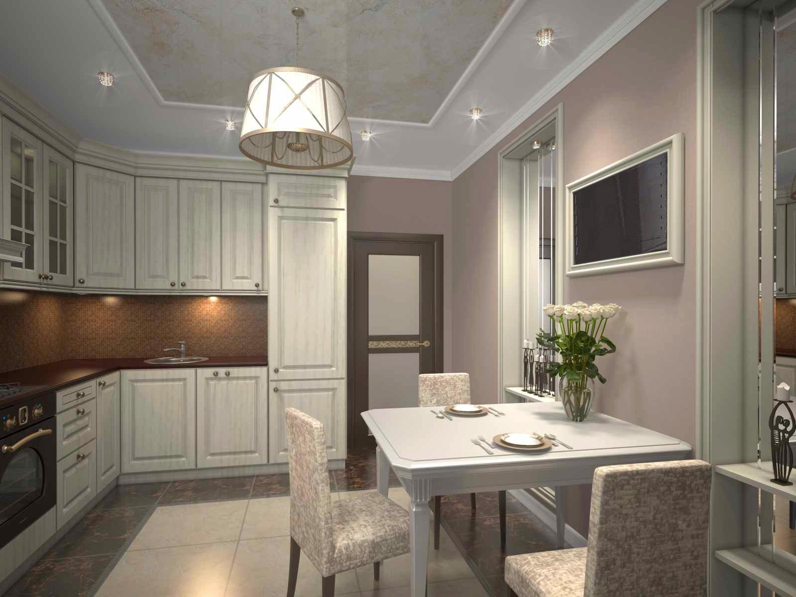 дизайн 2-комнатной квартиры фото