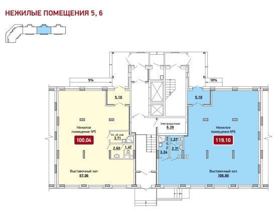 Объекты коммерческой недвижимости в позиции 1