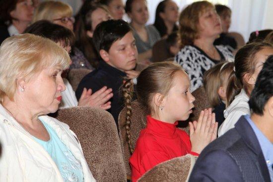 Слет приемных семей Московского района «В кругу друзей»