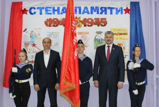 Дань памяти героическому прошлому России