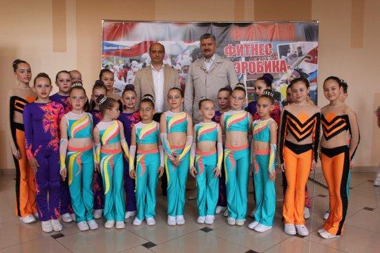 Олимпийские надежды рождаются в Чебоксарах