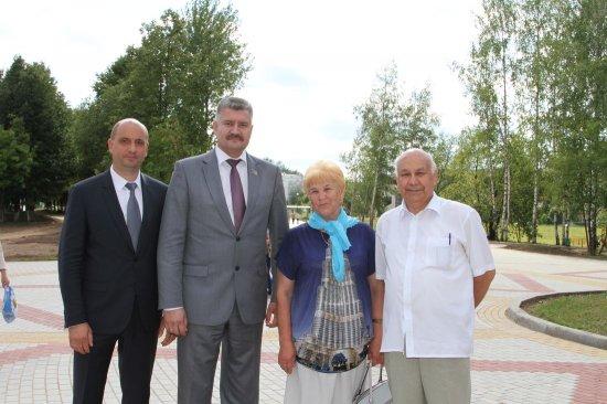 Ромашковая Русь собрала гостей