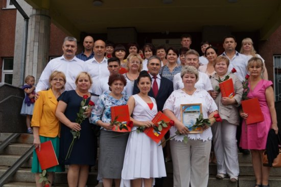 В Ленинском районе г.Чебоксары чествовали лучших работников торговли