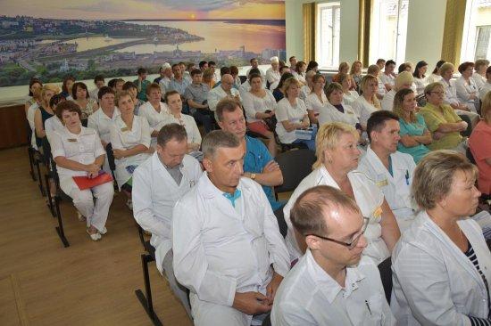 Обсуждены вопросы здравоохранения
