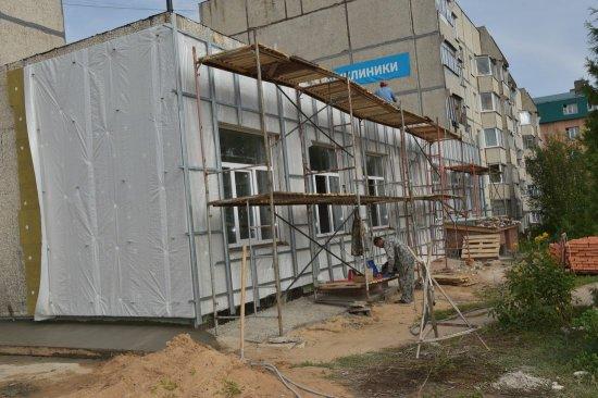 Новая поликлиника для микрорайонов «Богданка» и «Садовый»