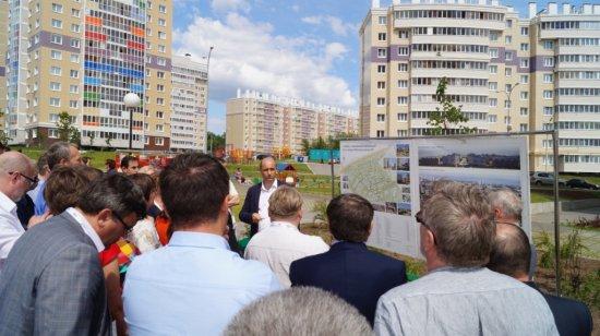 Лучшие архитекторы России поставили ООО «Отделфинстрой» наивысшую оценку
