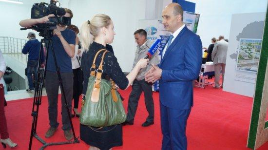 Алексей МУРЫГИН принял активное участие в работе юбилейного экономического форума