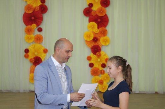 Алексей Мурыгин посетил СОШ №18