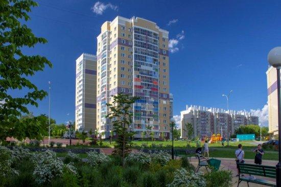 """Строительная компания """"Отделфинстрой"""" - мы строим города!"""