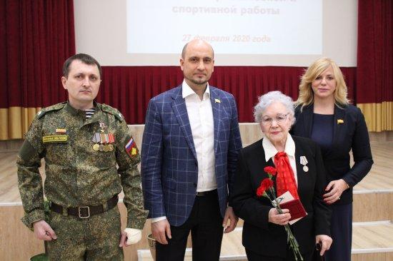 Алексей Мурыгин принял участие во вручении медалей «75 лет Победы в ВОВ»