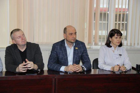 Алексей Мурыгин принял участие в подписании Соглашения о сотрудничестве с Общественной палатой республики