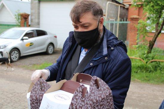 Алексей Мурыгин посетил чебоксарский центр для детей сирот