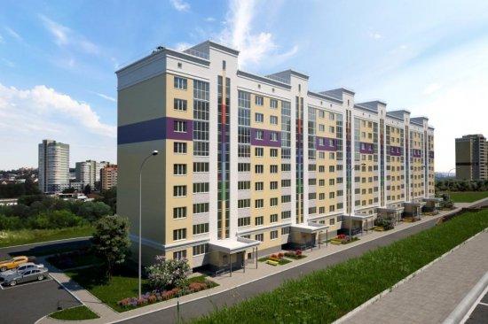 """Квартиры в новом доме """"Радужного"""" микрорайона можно будет приобрести в ипотеку от 0,7% годовых"""