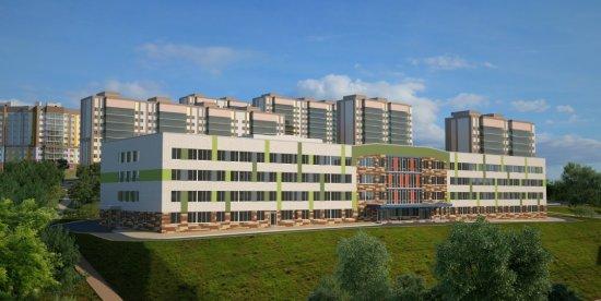 Проект школы для микрорайона «Акварель» обсудили на градосовете