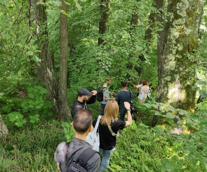 Экологи проведут субботники на берегах малых рек