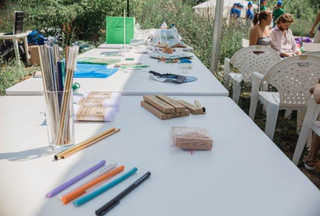В выходные в Чебоксарах прошел «Экопикник на Сугутке»