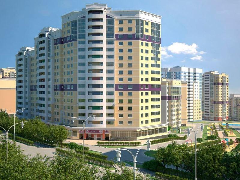 Недвижимость Чебоксары, Чувашия: квартиры, продажа